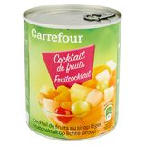 Carrefour Cocktail de Fruits 825 g