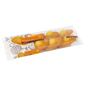 Carrefour Madeleines 8 Pièces 200 g