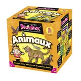 Green Board Games - Brainbox Animaux 8+ (FR)