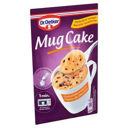 Dr Oetker Mug Cake Pepites De Chocolat 60 G Carrefour Site