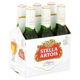 Stella Artois Lager Beer Bouteilles 6 x 33 cl
