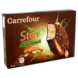 Carrefour Star Special Peanuts 4 x 72,5 g