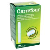 Carrefour Tampons avec Applicateur Super x 20