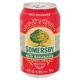 Somersby Apple Cider with a Taste of Red Rhubarb 33 cl