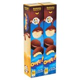 Oufti Banana Chocolate Crazy & Frozen 2 x 70 g
