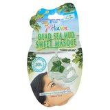 7th Heaven Dead Sea Mud Sheet Masque for All Skin Types