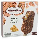 Häagen-Dazs Peanut Butter Sticks MPK 3x80ml