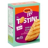 Mora Tostini Jambon & Fromage 2 x 100 g