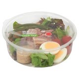 Carrefour Lunch Time Salad Groene Bonen & Bacon 255 g