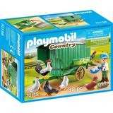 Playmobil Country - 70138 - Kind met kippenhok 4+