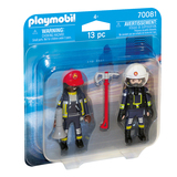 Playmobil City Action - 70081 - Brandweerlui 4+