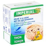 Imperial Thon à l'Huile d'Olive Bio Extra-Vierge 200 g