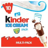 Kinder Ijs Stick 10 x 36 ml