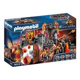Playmobil Knights - 70221 - Kasteel van de Burnham Raiders 4+