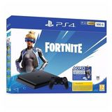 Sony - PlayStation 4 Slim 500GB Zwart + Fortnite Neo Versa Bundle